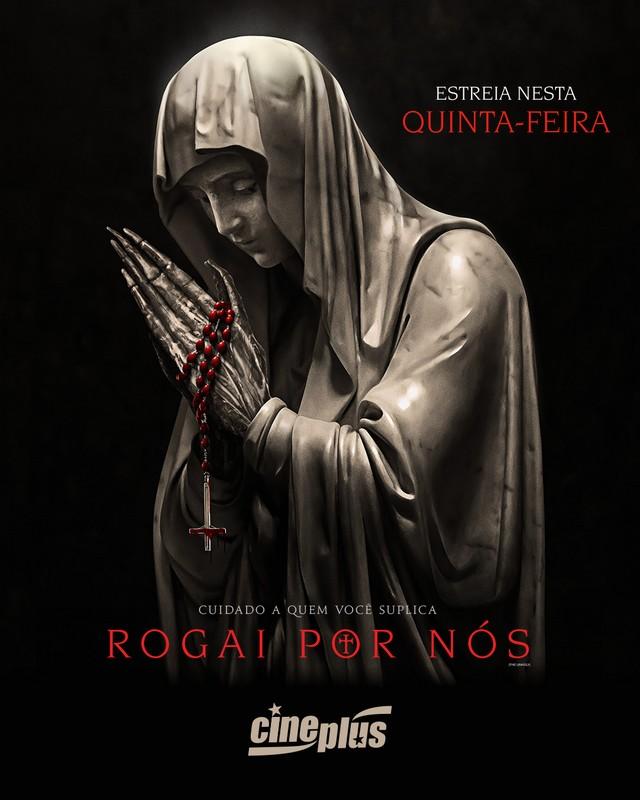 Rogai Por Nós estreia nesta quinta-feira (29) no Cineplus