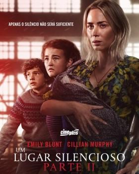 Um Lugar Silencioso - Parte II estreia nesta semana no Cineplus