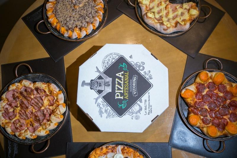 Sorteio de pizza do Restaurante Vitorino (Março2020)