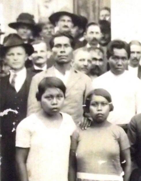 Contato difícil a situação de enfrentamento em que foram colocados nossos índios e colonizadores (1)