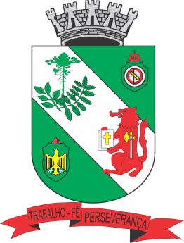 Brasão da cidade de Rio Negro