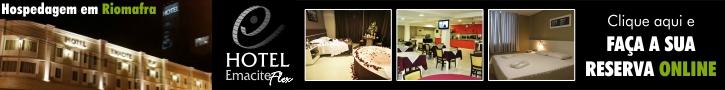 Faça a sua reserva online no Hotel Emacite