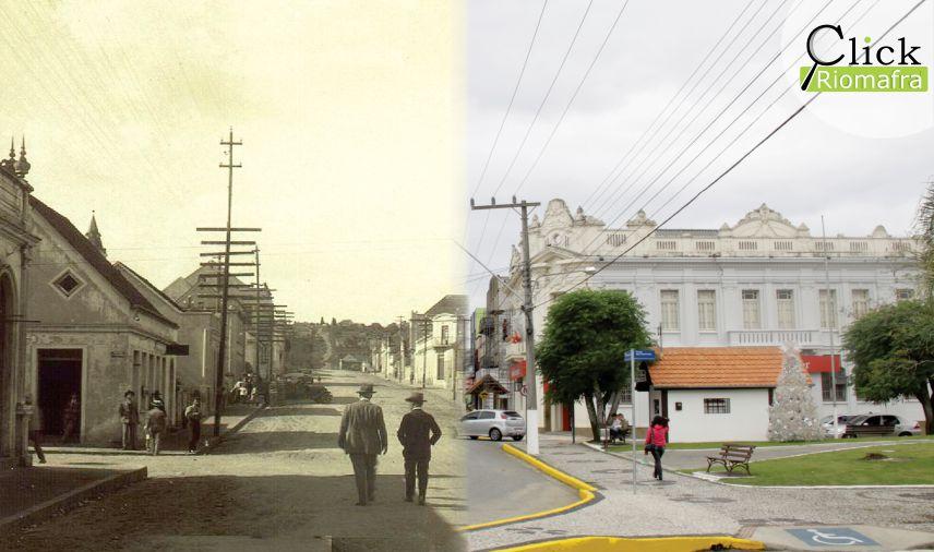 História da cidade de Rio Negro