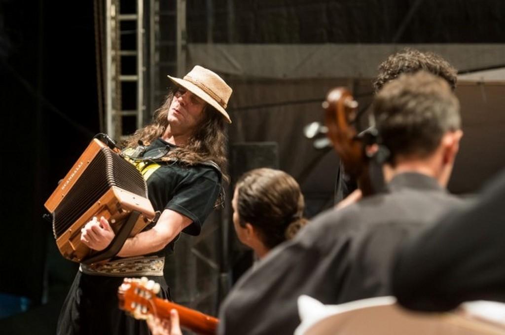 Show com Renato Borghetti e Camerata Porto Alegre