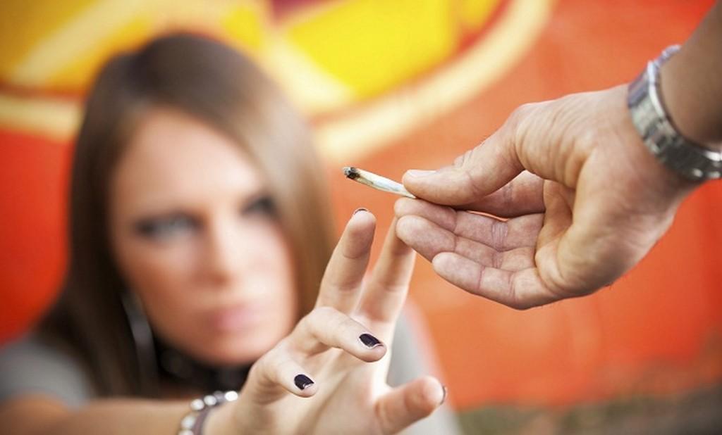 A adolescência e as drogas