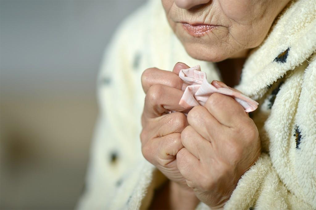 Os cuidados com idosos no inverno