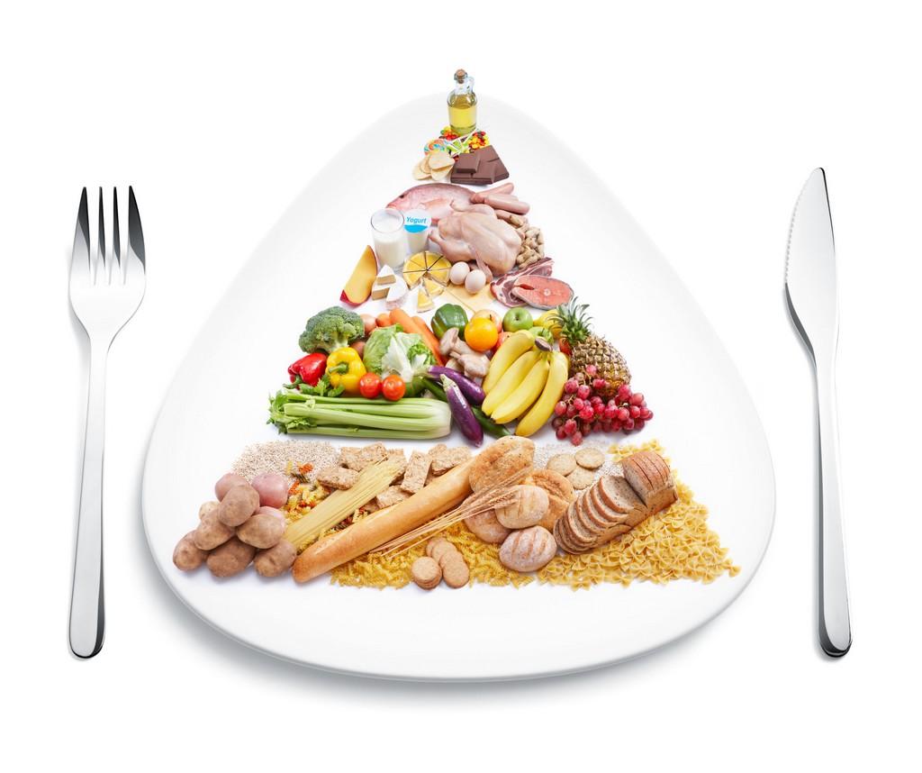 A Pirâmide Alimentar, uma ferramenta de alimentação qualitativa é usada mundialmente, já que se relaciona à qualidade da alimentação, propondo alimentos-fonte dos nutrientes necessários a uma dieta saudável / GB Imagem