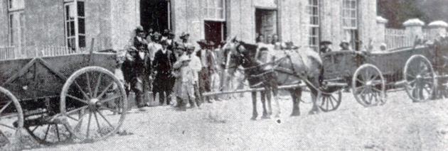 Entre carros e carroças O trânsito mafrense na década de 1920 (1)