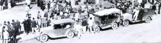 Entre carros e carroças O trânsito mafrense na década de 1920 (2)