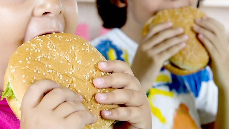 Obesidade infantil é uma questão de saúde pública