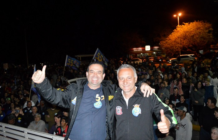 Foto: Robson Komochena/Jornal Gazeta de Riomafra