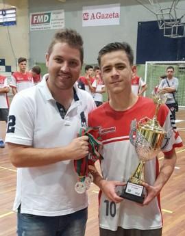 Sub-17 da Escolinha Mafra FerromaxDMESMEL-RN fecha Copa Gazeta em segundo lugar  (2)