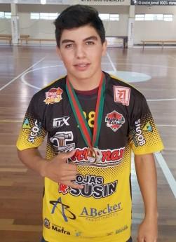 Sub-17 da Escolinha Mafra FerromaxDMESMEL-RN fecha Copa Gazeta em segundo lugar  (3)