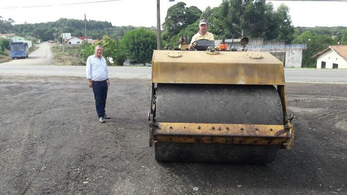 Prefeito Reginaldo anuncia a intenção de pavimentar 80.000m² de ruas