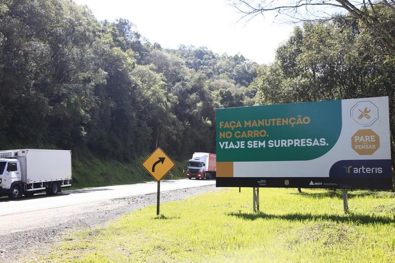 Feriado de Tiradentes aumentará o tráfego na BR-116