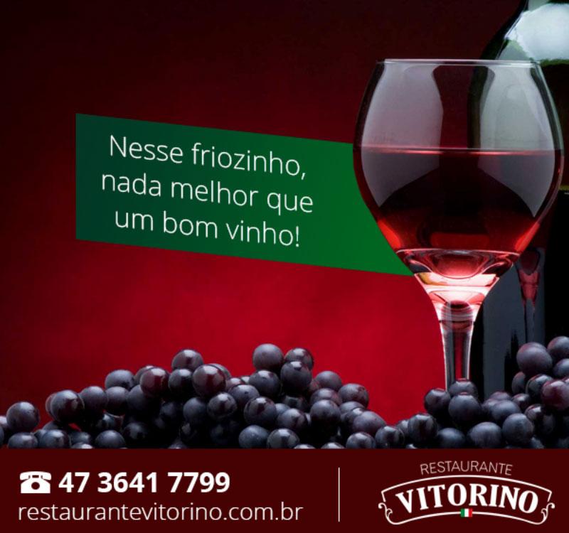Acesse e conheça o Restaurante Vitorino