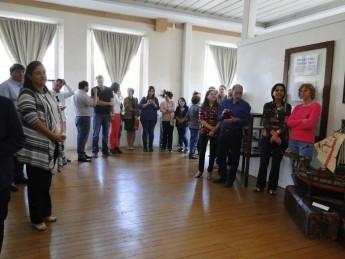Arquivo Público de Rio Negro agora se chama Arquivo Público Municipal Maria da Glória Foohs (2)