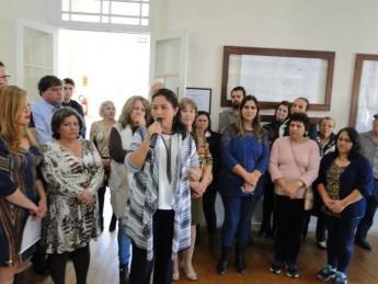 Arquivo Público de Rio Negro agora se chama Arquivo Público Municipal Maria da Glória Foohs (3)