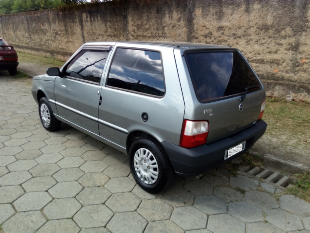 Fiat Uno 2006 Click Riomafra